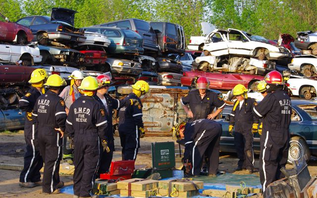 Huron Auto Wreckers project